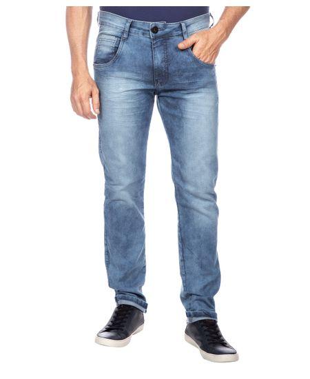 Calca-Jeans-Masculina-Azul-com-Detalhe