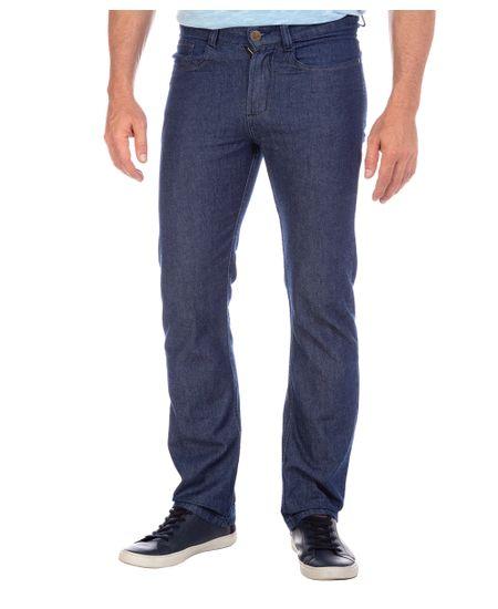 Calca-Jeans-Masculina-Azul-Lisa