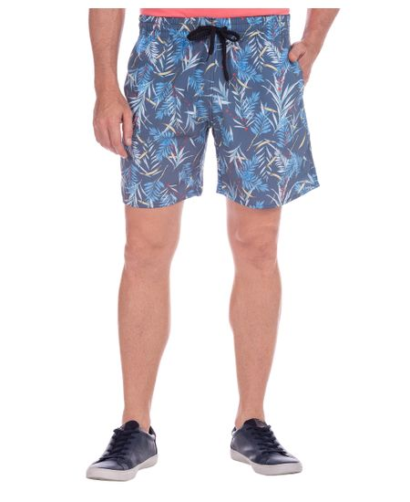 Shorts-Azul-Marinho-Estampado