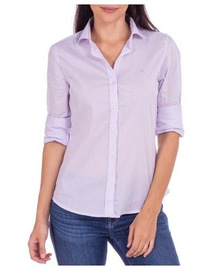 Camisa-Feminina-Rosa-Xadrez