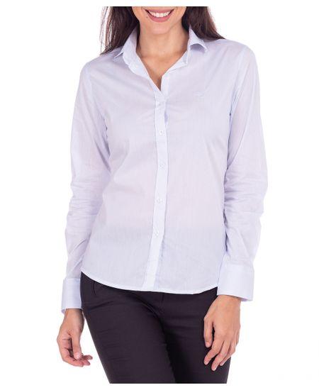 Camisa-Feminina-Bege-Listrada
