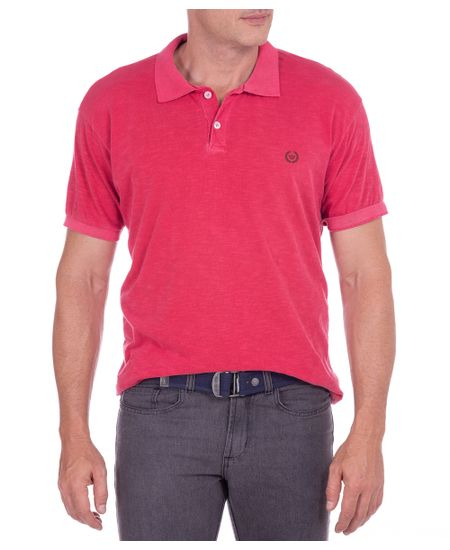 Camisa-Polo-Masculina-Flame-Vermelho