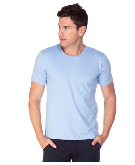 Camiseta-Algodao-Azul-Careca