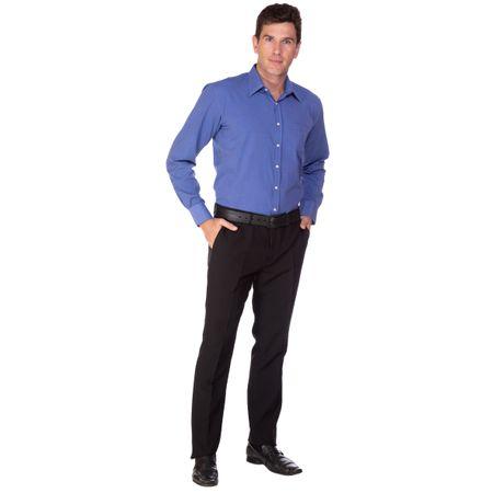 Camisa Social Masculina Fil A Fil