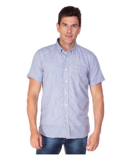 Camisa-Social-Masculina-Fio-Tinto