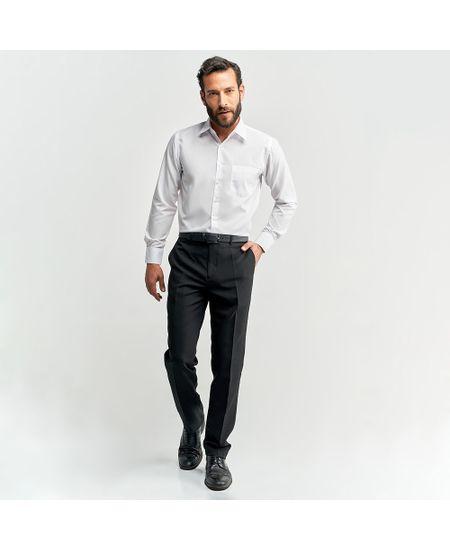 Camisa-Social-Masculina-Branco-Lisa---1
