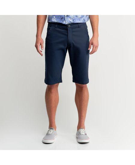Bermuda-Masculina-Azul-Marinho-De-Sarja---38