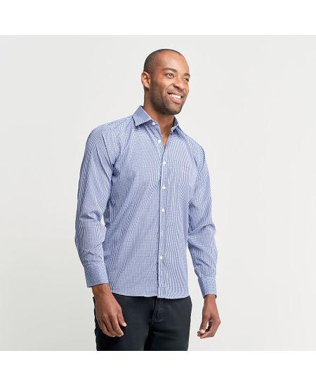 Camisa-Social-Masculina-Xadrez---4